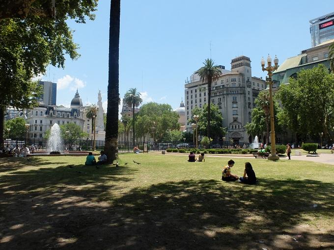 Argentinien, Buenos Aires, Plaza de Mayo