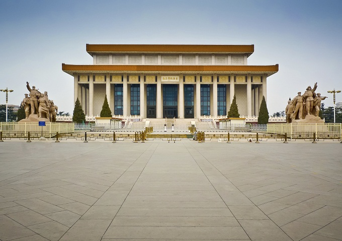 China, Peking, Platz des Himmlischen Friedens
