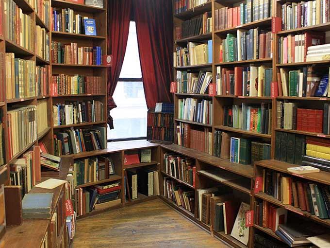 © The Strand Bookstsore