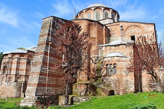 Bezienswaardigheden in Istanbul: de Chorakerk