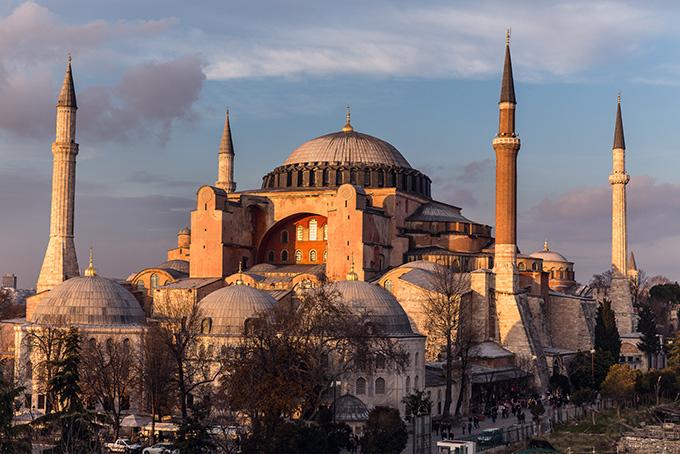 Bezienswaardigheden in Istanbul: Hagia Sophia of Aya Sophia