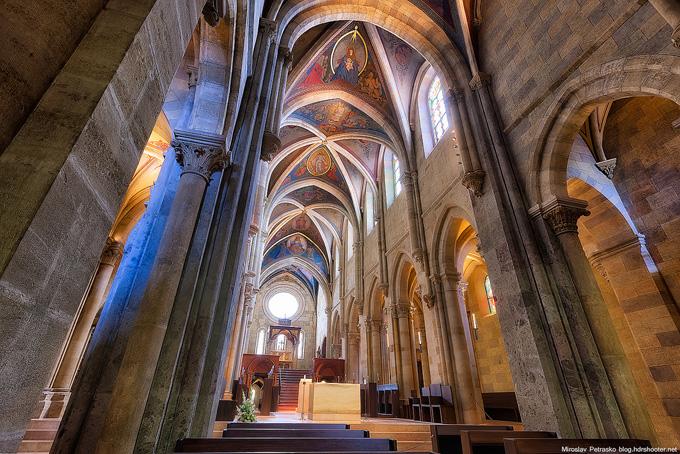 Pannonhalma-abdij in Hongarije