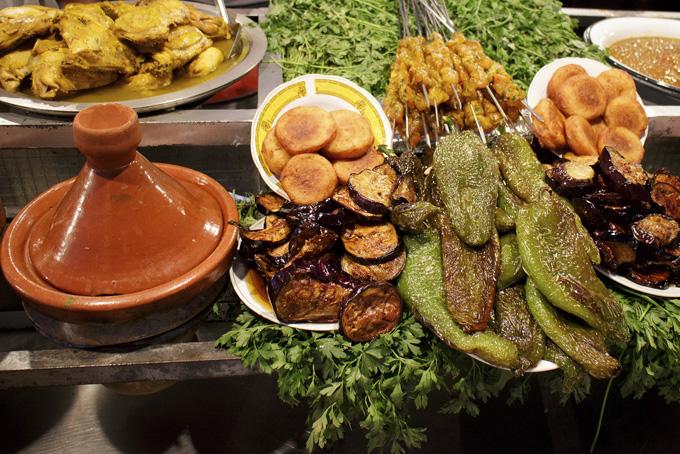 Traditioneel Marokkaans gerecht