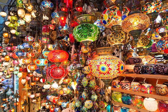 Bezienswaardigheden in Istanbul: Grote Bazaar
