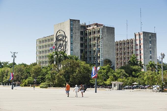 Kuba, La Habana, Plaza de la Revolución