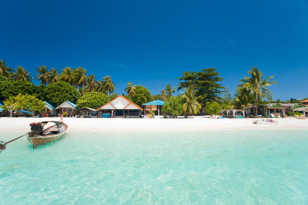 goedkope vliegtickets Thailand
