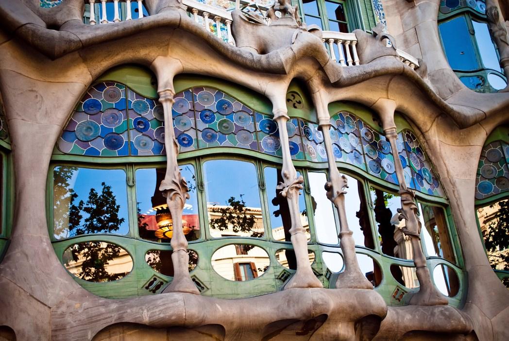 Kamperen bij Barcelona