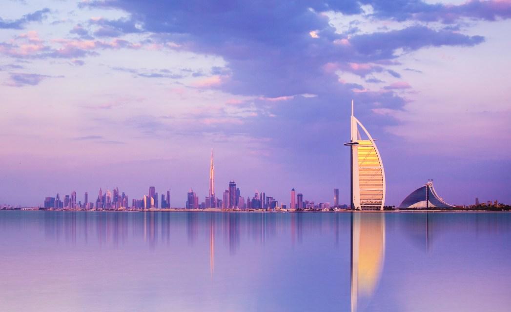 Dubai water