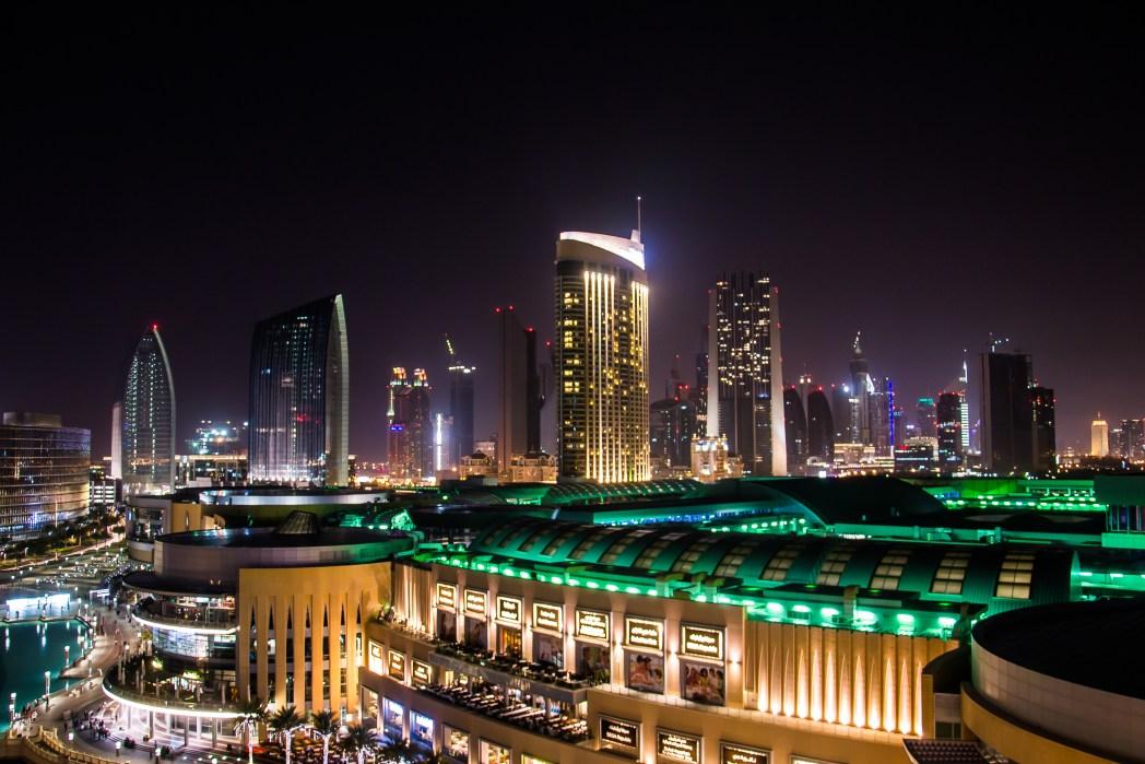 Dubai Met Emirates
