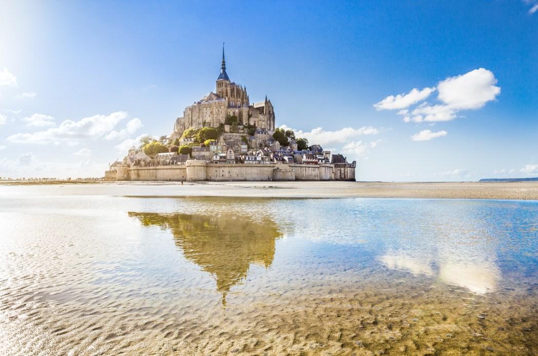Mont Saint Michel Tour de France 2016