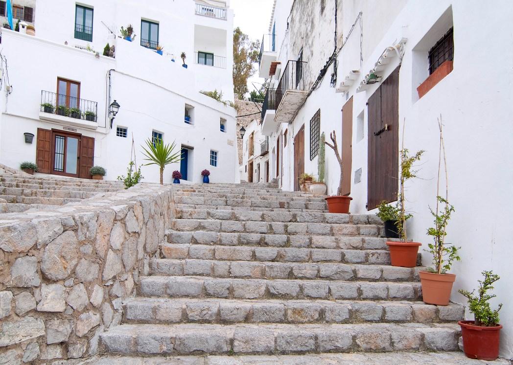Goedkope vliegtickets Ibiza