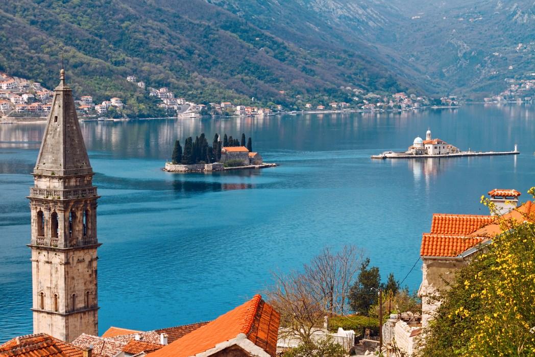 Uitzicht Montenegro