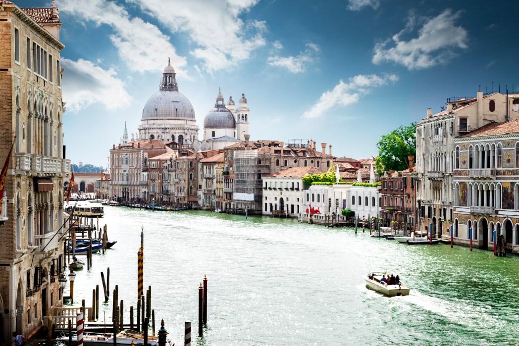 Campingvlucht Venetië