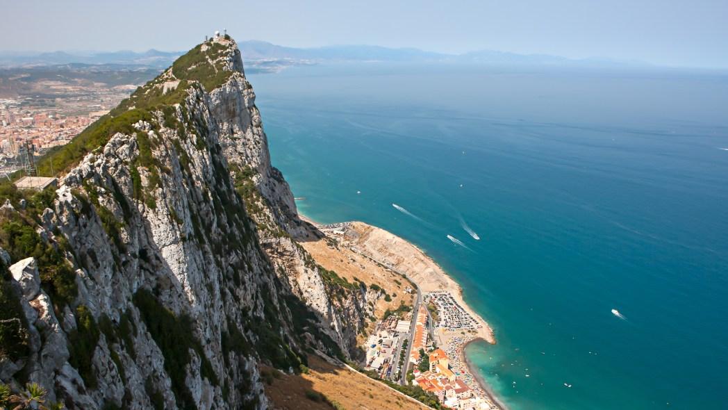 Kust Gibraltar