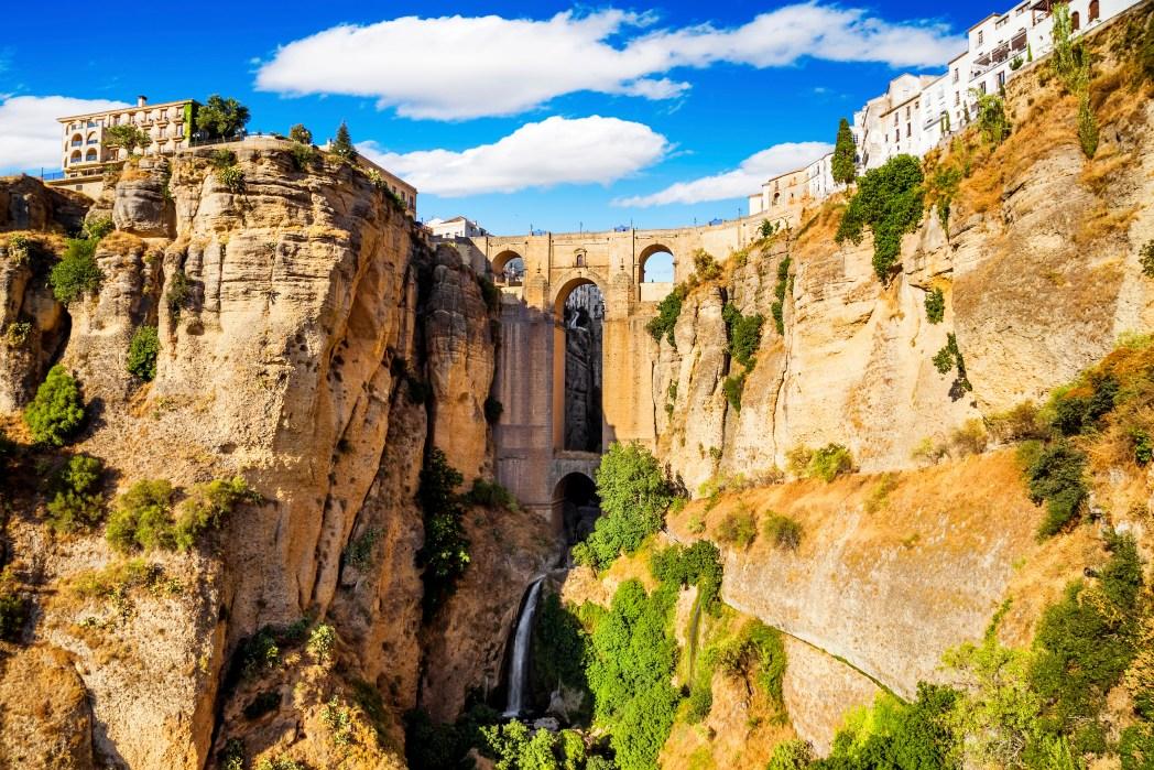 Ronda Spanje Andalusië