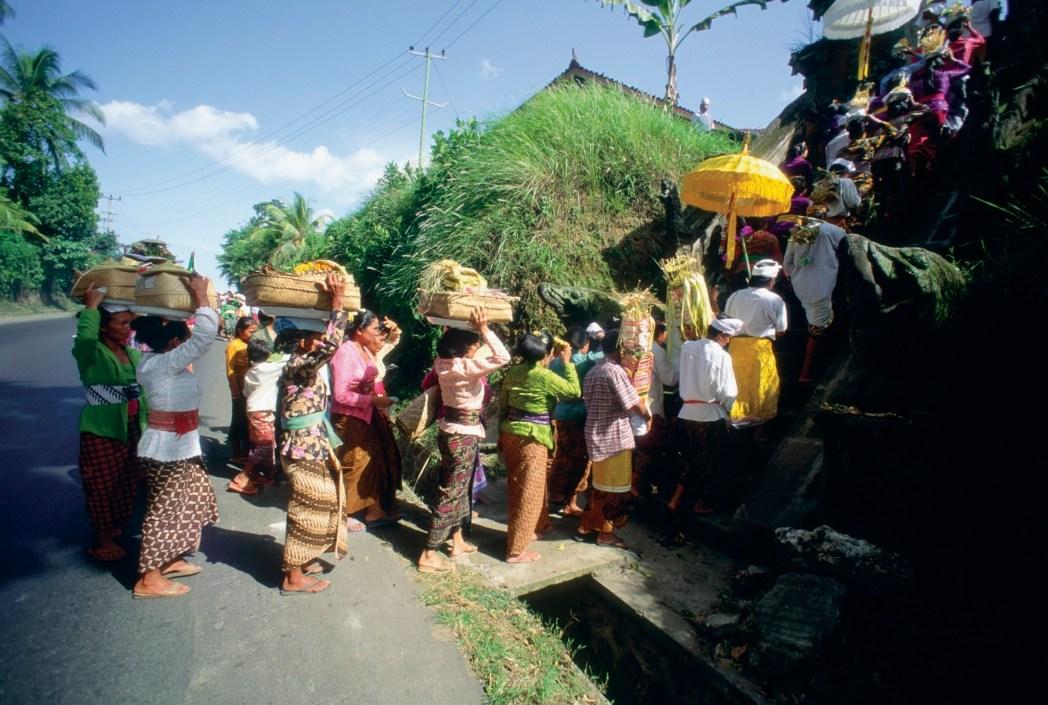 Bali doen tips