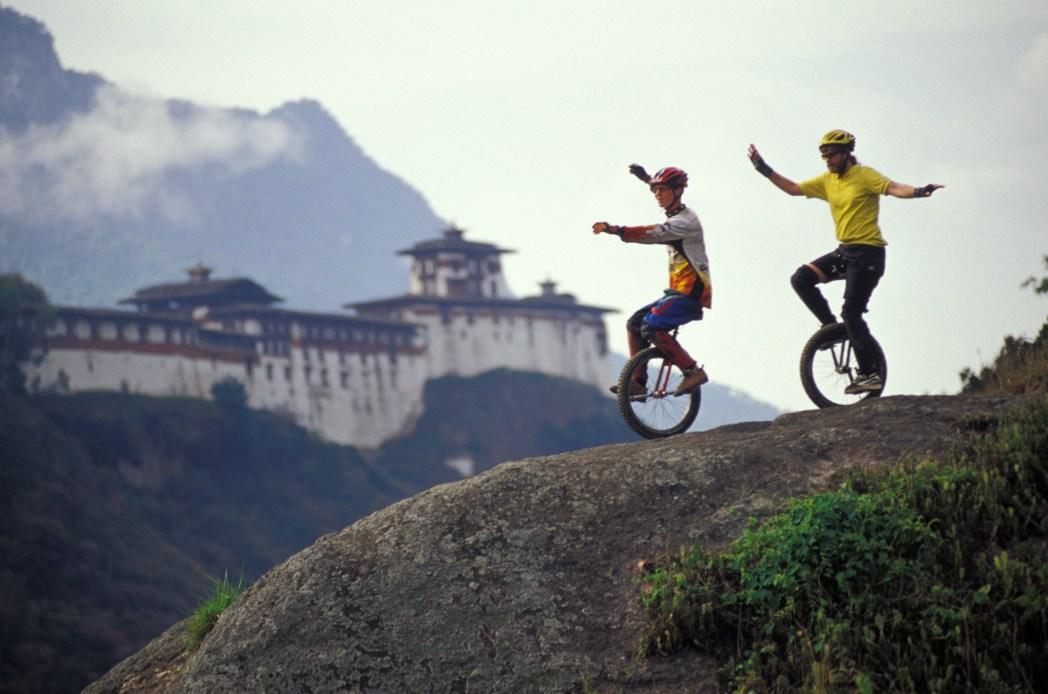 Eenwieler, berg, vakantie, reizen, avontuurlijk, sporten