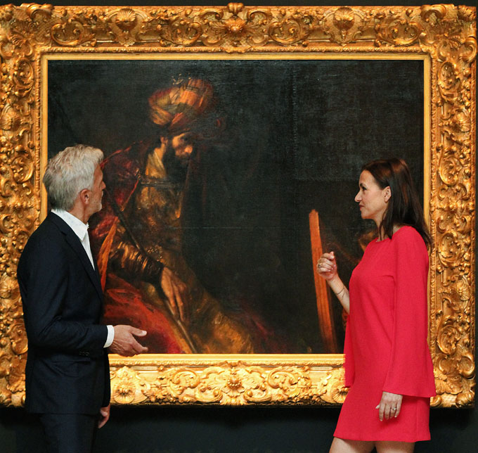 Hollands zelfportret Mauritshuis