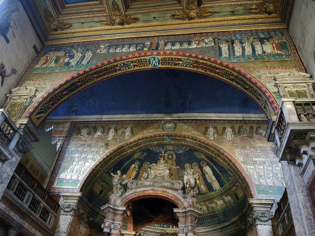 Basilica di Santa Prassede, Rome