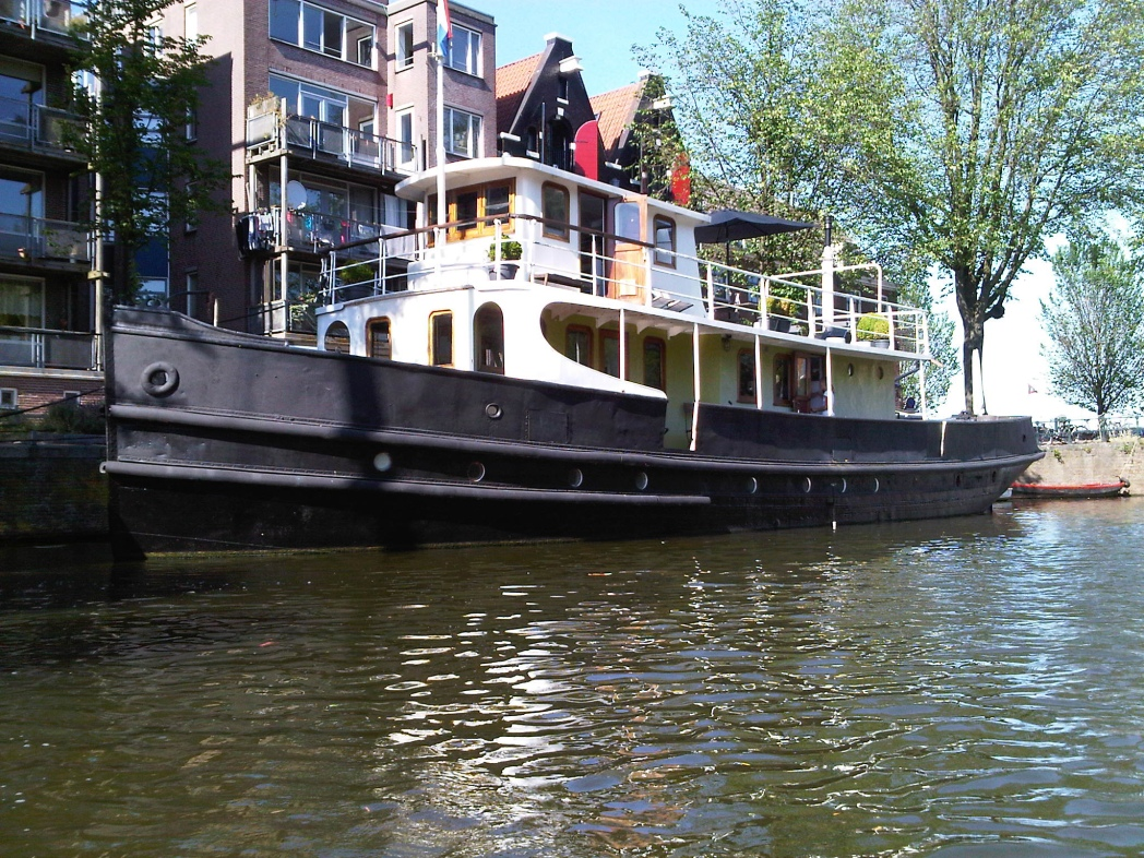 Volle Maan Houseboat