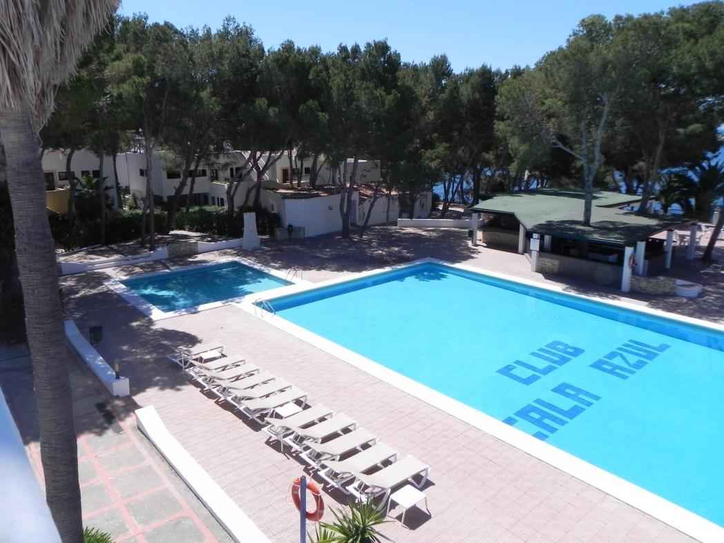 Club Cala Azul appartementen Ibiza