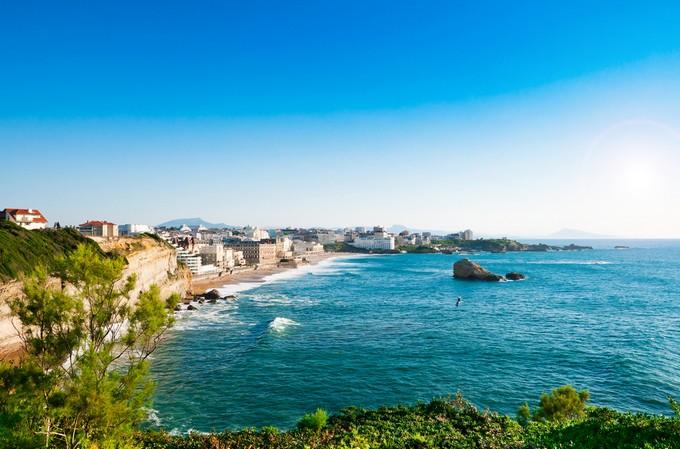 Baskische kust, Biarritz