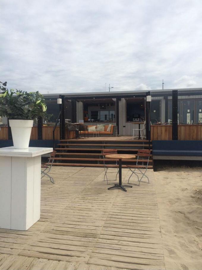 Strandpaviljoen De Jongens Bergen aan Zee