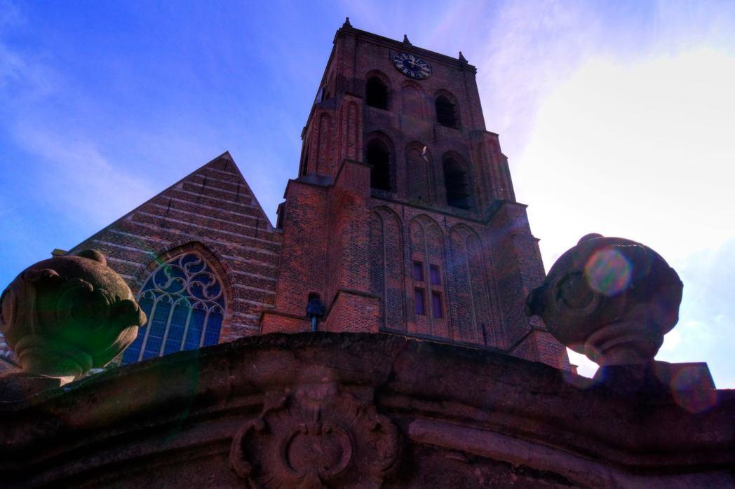 Geertruidenberg vestingstad Geertruidskerk