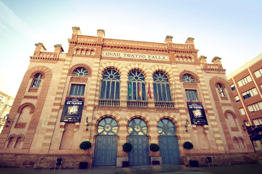 Gran Teatro Falla in Cádiz