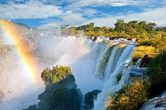 Igazu watervallen