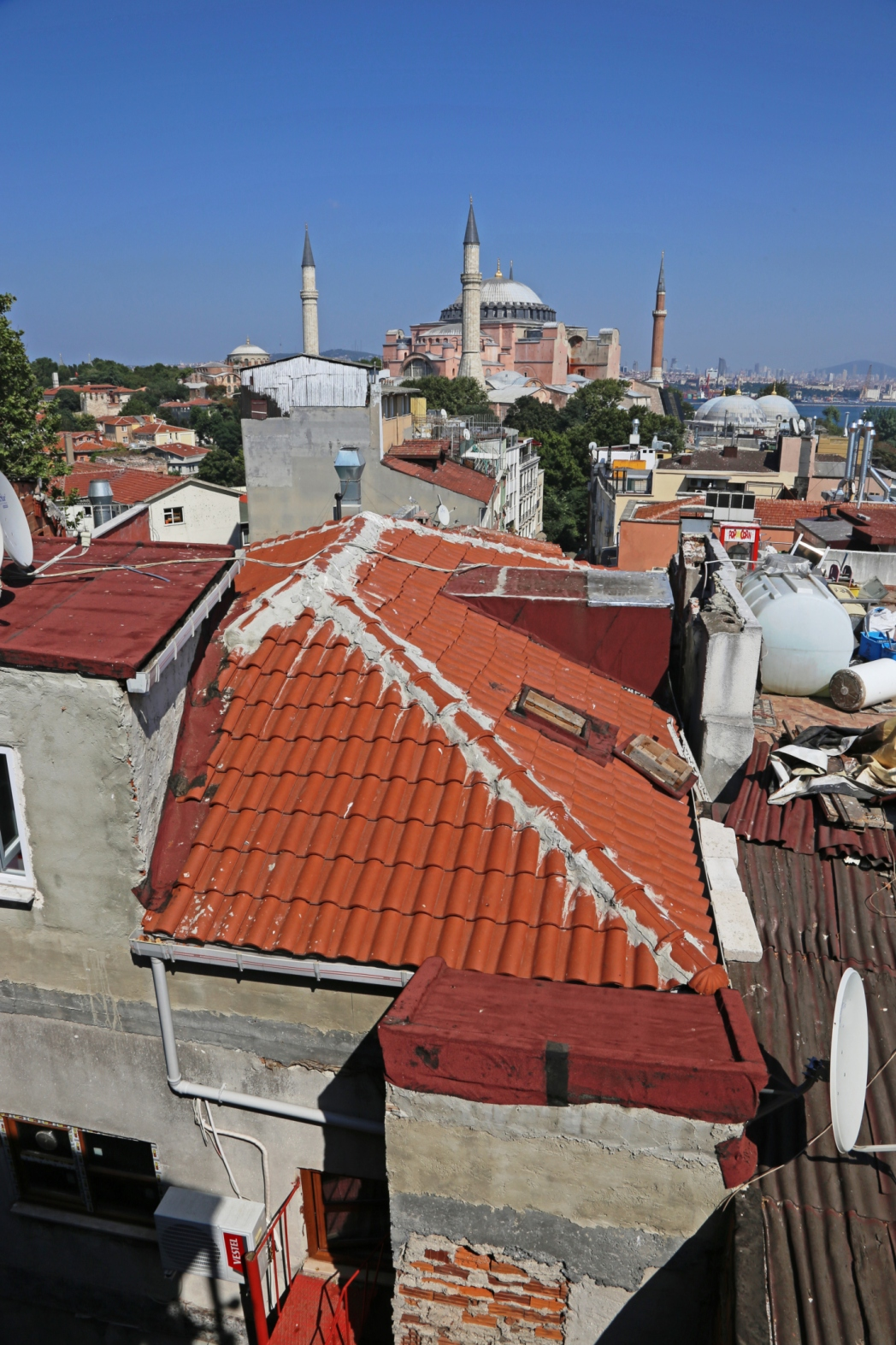 rooftop daken istanbul