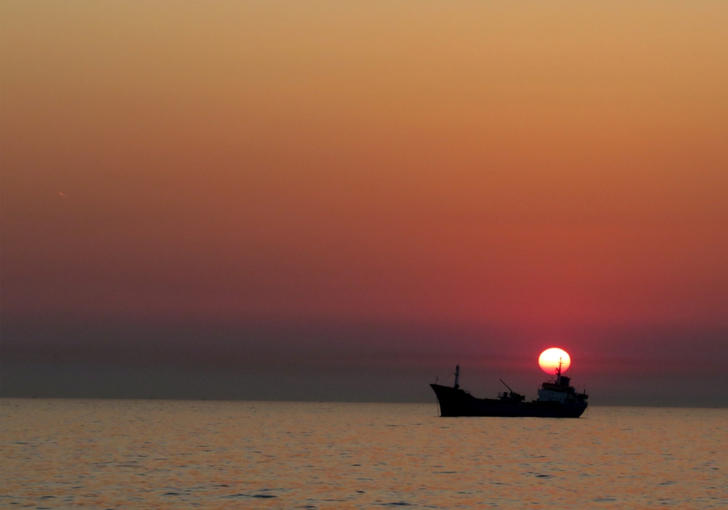 Zee van Marmara Istanbul