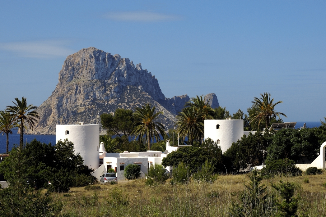 Buitenleven bij Landhotel Calador Ibiza