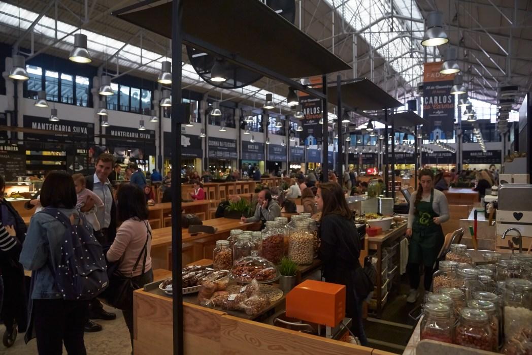 Mercado di Rebeira