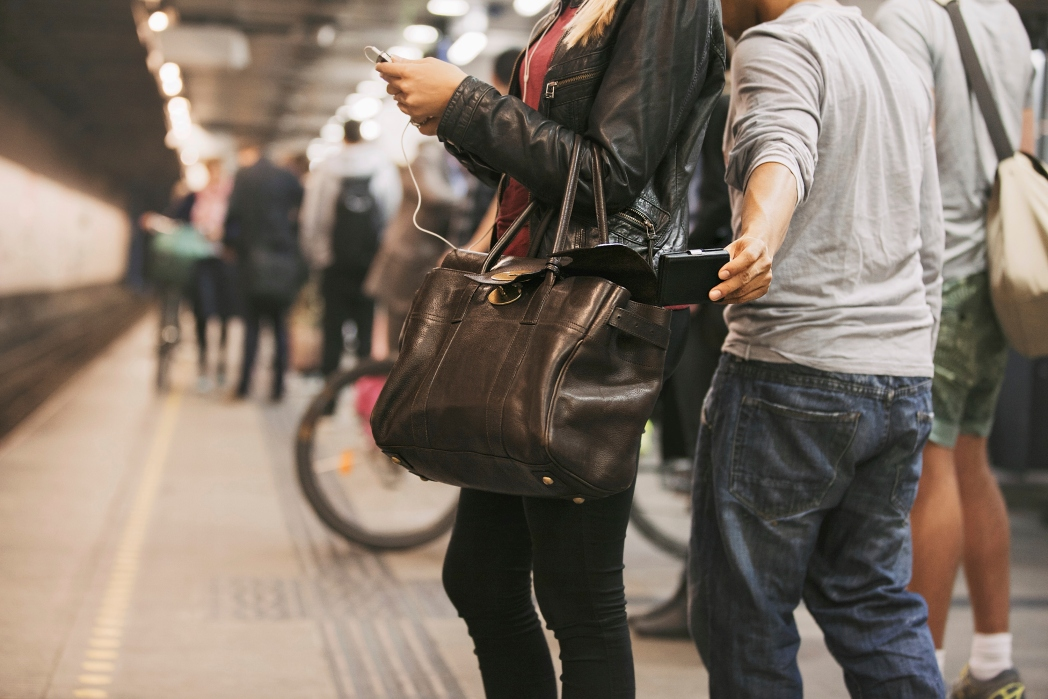Zakkenroller metrostation