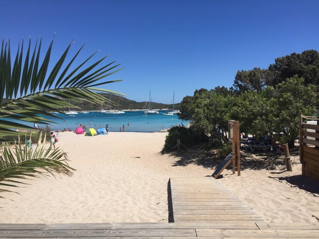 Plage de Rondinara Corsica