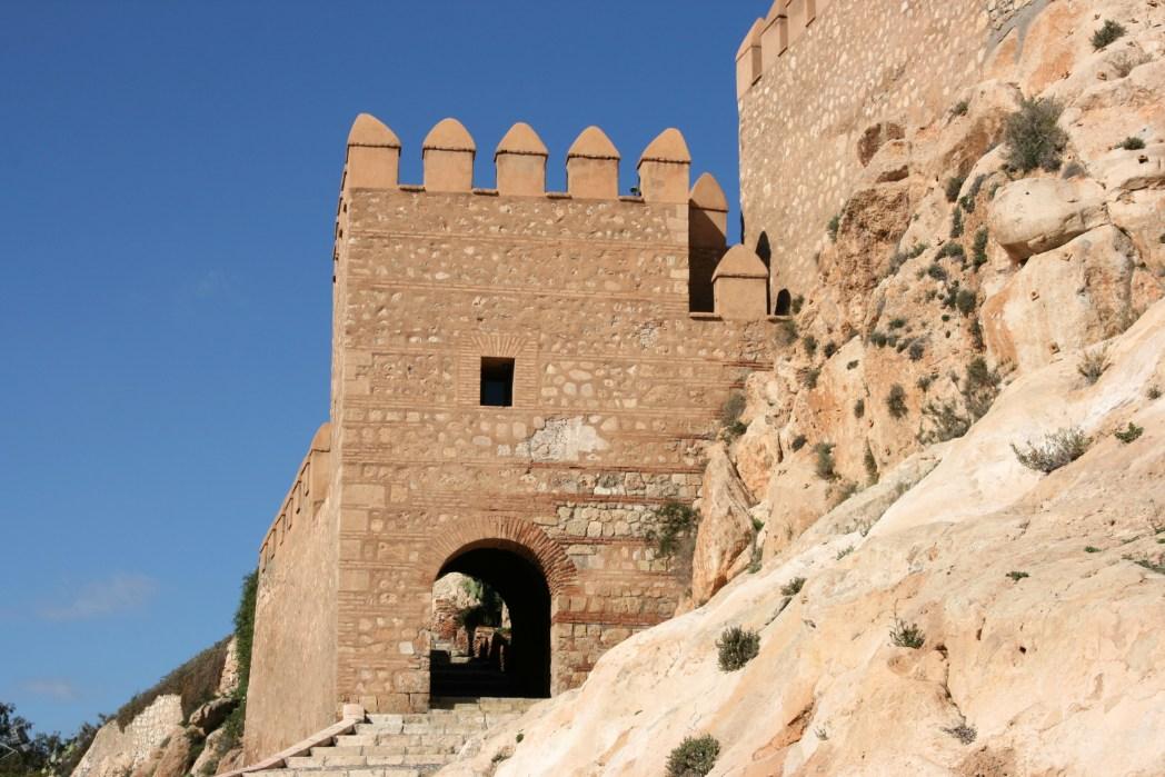 Game of Thrones in Alcazaba, Almería