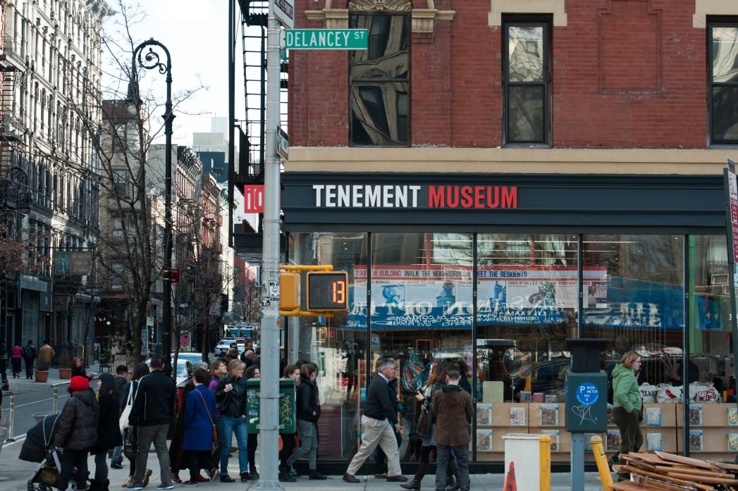 The Tenement Museum, New York