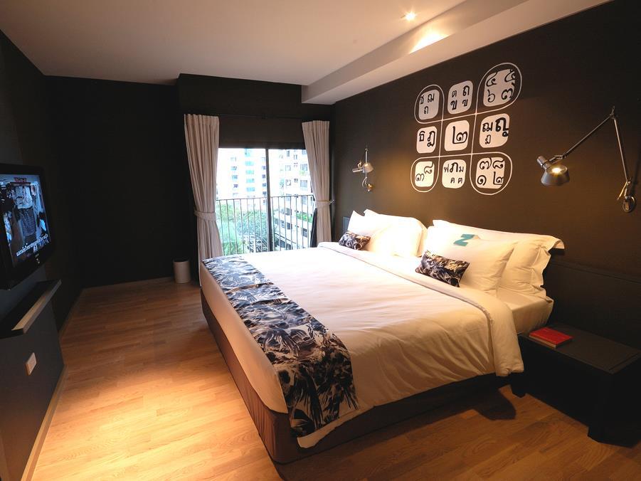 Hotelkamer Bangkok design