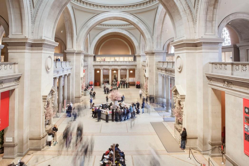 The Met museum, New York