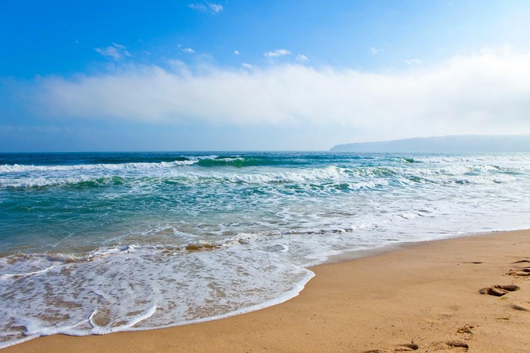 Varna Beach in Bulgarije